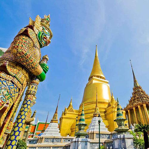 Vietnam - Thailand Stopover Tour